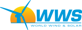 World Wind & Solar logo